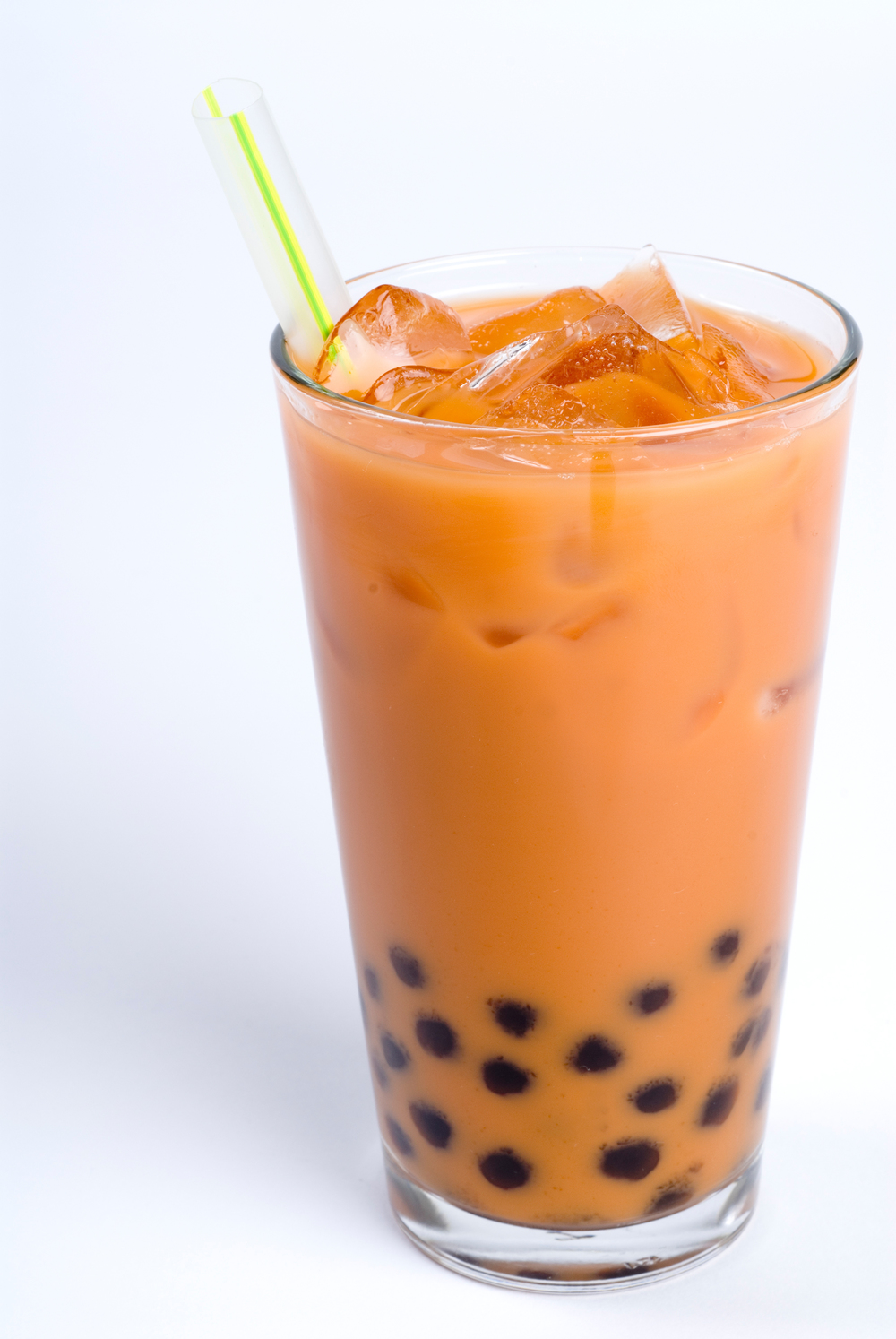 Thai Tea Milk Tea – Bing's Boba Tea