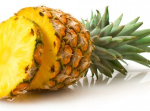 Pineapple Fruit Tea