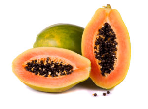 Papaya Snow
